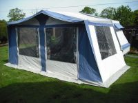 Combi Camp Easy Trailer Tent 2 or 4 birth includes kitchen ...