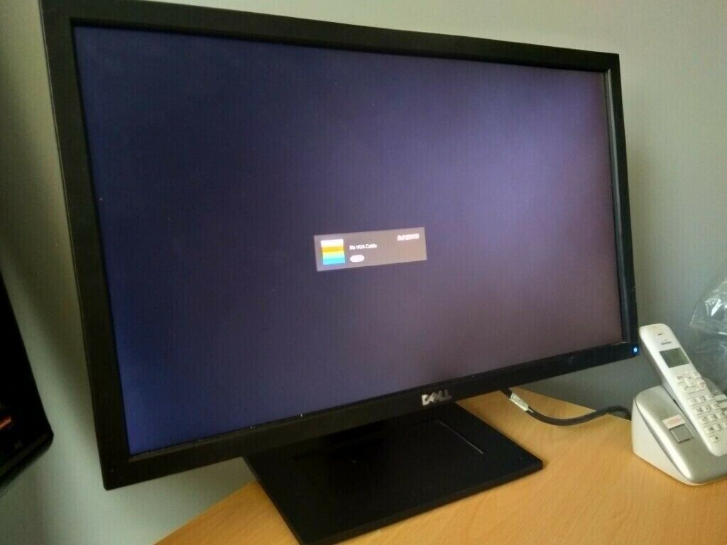 dell e2311h led monitor