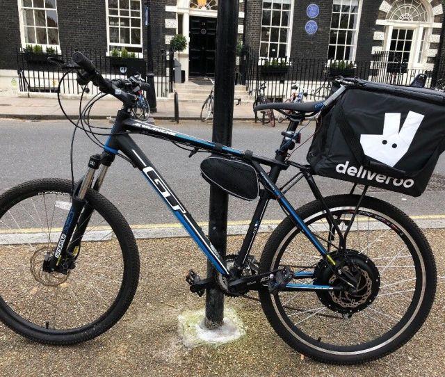 Electric Fast Bike Ebike Bicycle E Bike Motor Delivery Disc Break Lithium Battery Like A