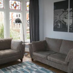 Barletta Sofa Bay Window Arrangement Pair Of M S 2 Large Seater In