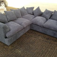 Bluebell Sofa Gumtree Leather Sectional Reviews Jamba Grey Fabric Corner New In Islington London