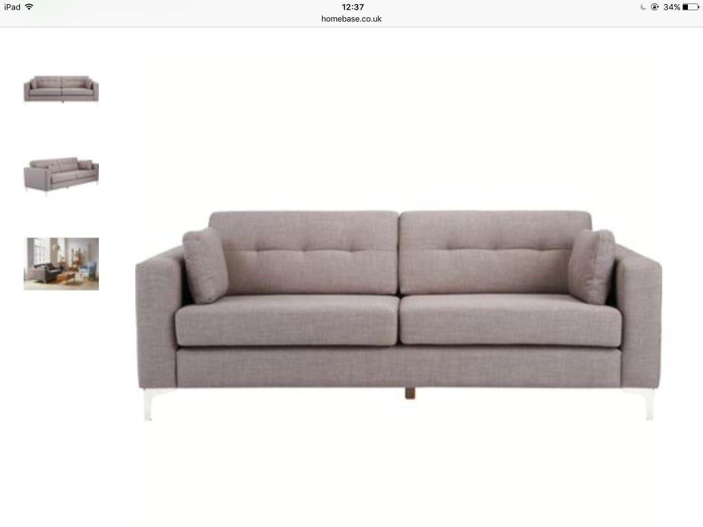 argos brooklyn sofa large modern red fabric sectional homebase throws brokeasshome