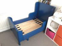 IKEA BUSUNGE EXTENDABLE BED - kids / children / toddler ...