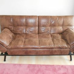 Benson Sofa Beds Most Comfortable Sleeper Ever Texas Silverado Leather In Bison Black And