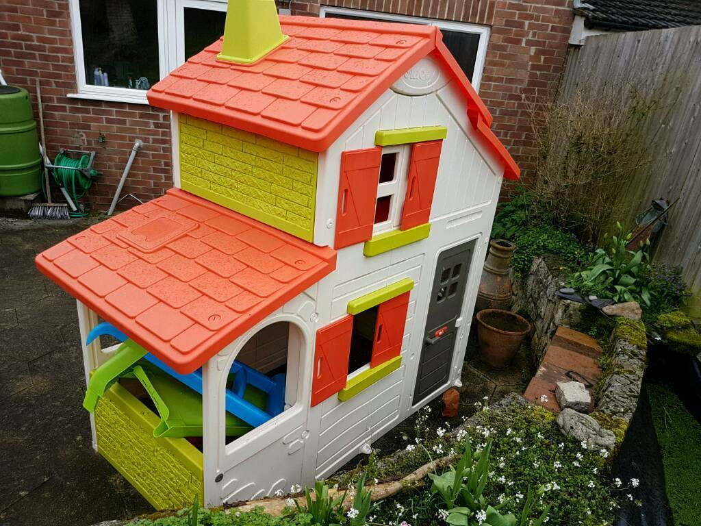 Smoby Duplex Smoby Floralie Duplex Play House In Wells Somerset