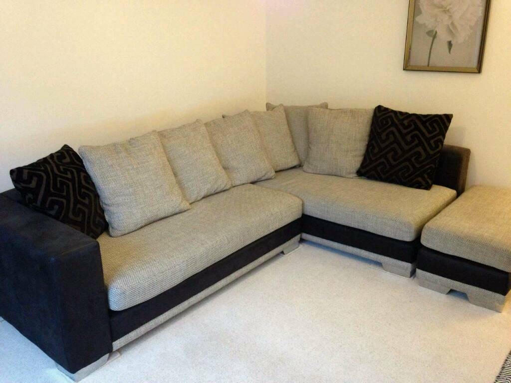 corner sofa dfs martinez 72 inch outdoor cover monaco now sold in torquay devon gumtree