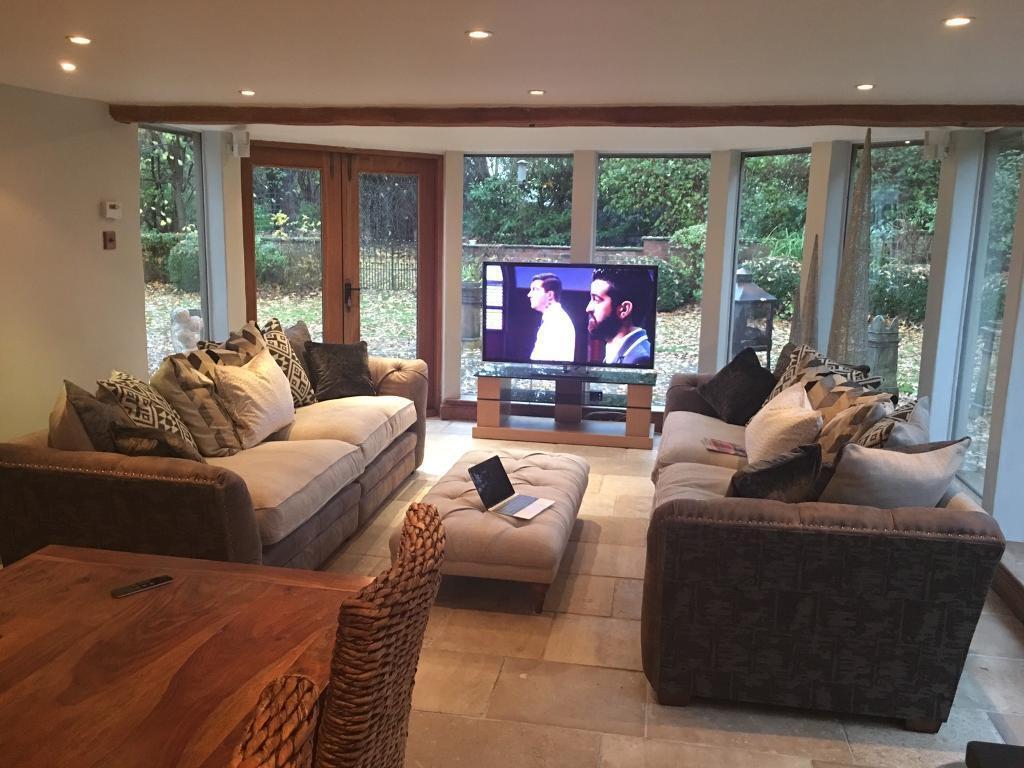 paloma sofa sofology ikea kivik opiniones 2 x 4 seaters footstool in warrington cheshire