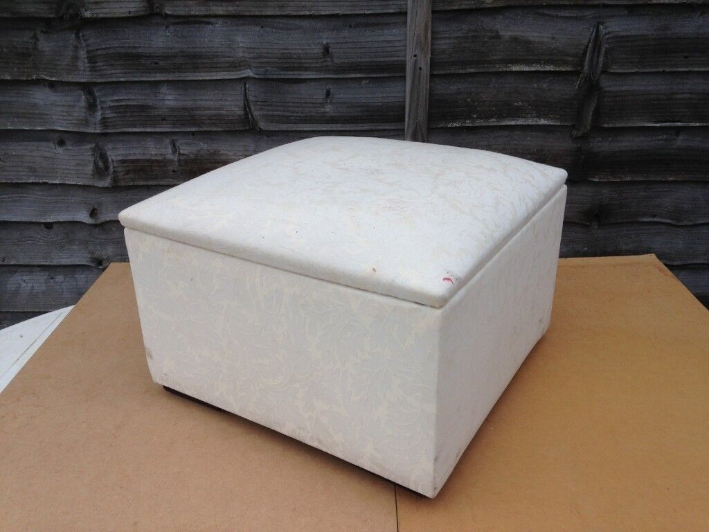 bedroom chair gumtree ferndown wooden table chairs stool ottoman storage box seat in dorset