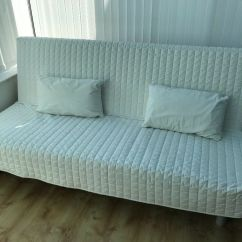 Gumtree Bristol Ikea Sofa Bed Fixing A Frame Futon Beddinge White Quilted In Loughton