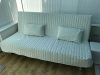 Futon sofa bed - Ikea beddinge white quilted | in Loughton ...