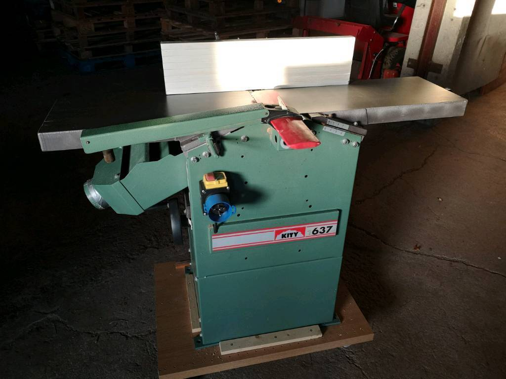 Kity Planer Thicknesser 637