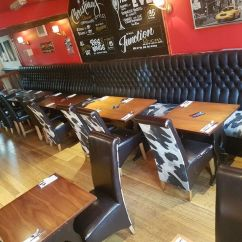 Cafe Chairs For Sale Leather Zero Gravity Chair Used Restaurant Booths Tables And In