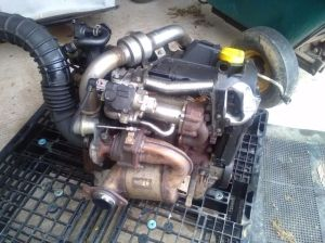 Renault Megane 15 DCI engine (modus,kangoo,micra,kubistar