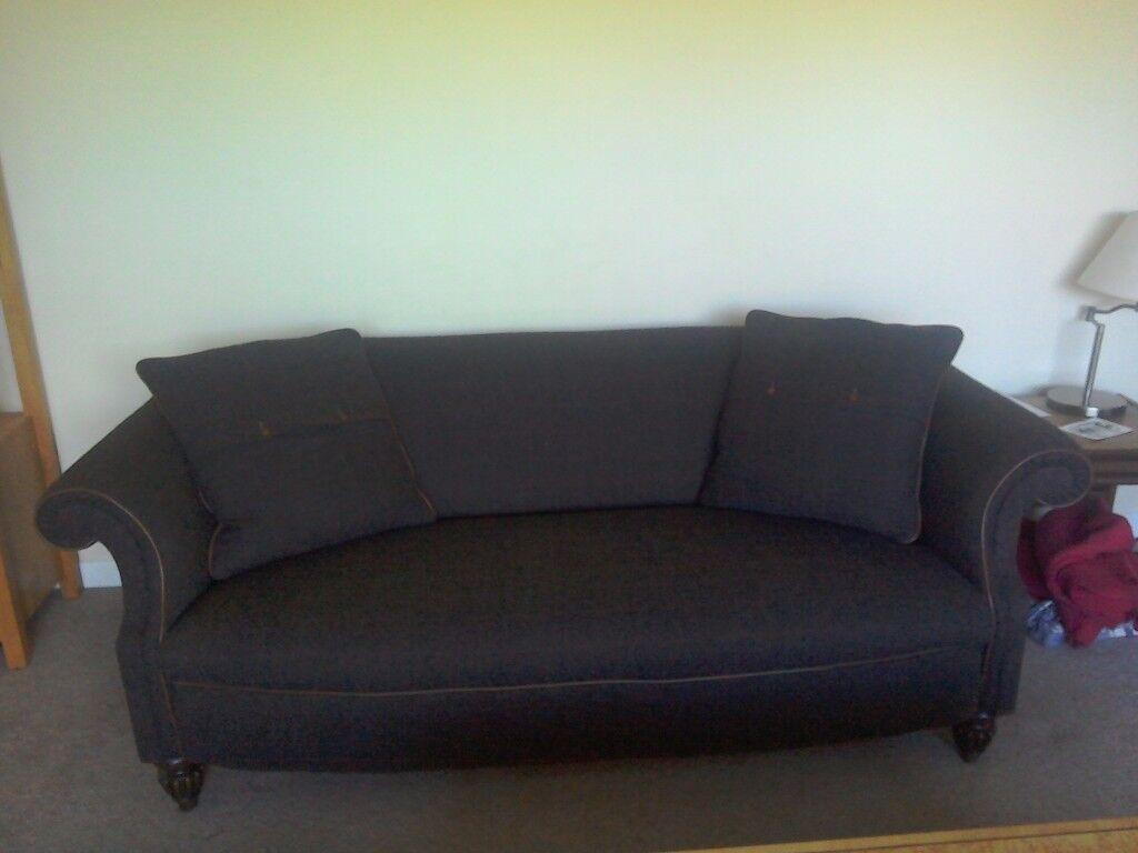 harris tweed bowmore midi sofa repair indianapolis tetrad 3 seater sofas style peat