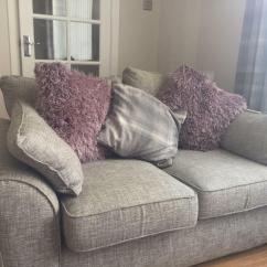 Length Of 2 Seater Sofa Amazon Com Sofas ** Can Deliver X Next Grey | In ...
