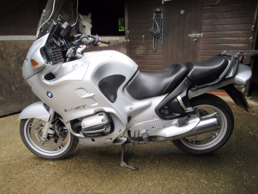 medium resolution of bmw r1150rt 2002 02 only 25 000 miles good condition