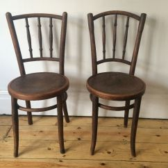 Retro Cafe Dining Chairs Table And Chair Set Outdoor Antique Vintage Thonet Mundus Bistro Bentwood Kitchen