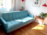 1950's mid century style daybed Urban Outfitters Sofa ...