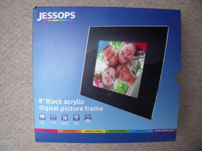 Jessops Digital Photo Frame Instructions | Frameviewjdi.org