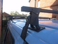 VW T4 Transporter genuine Votex roof bars. | in Shropshire ...
