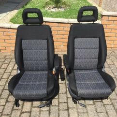 Rv Captain Chair Seat Covers Roman Alternative Swivel Seats T4 T5 T6 Campervan Motorhome