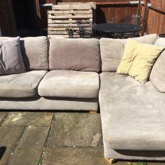 House Of Fraser Corner Sofa American Leather Sleeper Retailers Used 3 Years Old Fair