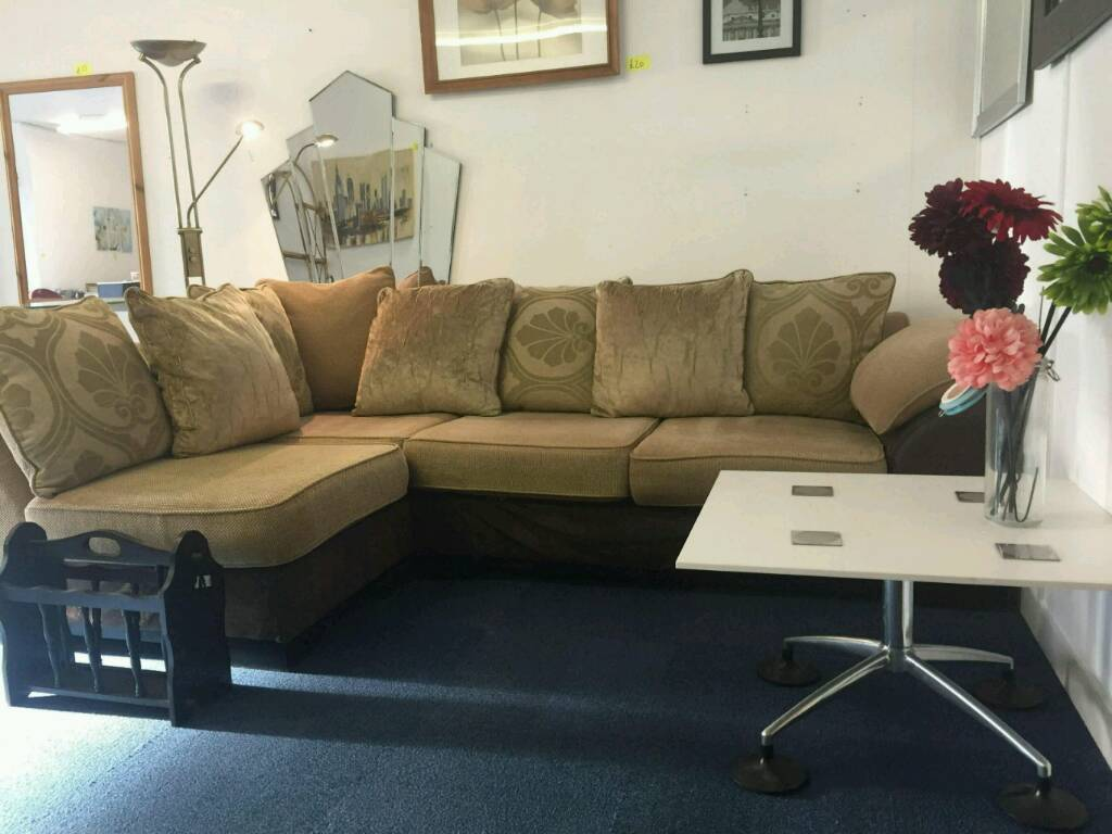 duck feather corner sofa dfs large bed stunning costs over 2500 new can deliver in