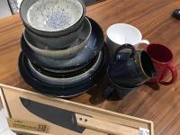 John Lewis denby halo dinnerware tableware plates bowls ...