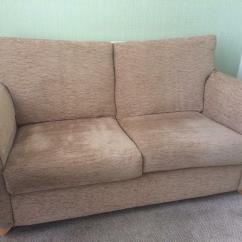 Two Seater Recliner Sofa Gumtree Sand Brown 2 Sherborne In West Kirby Merseyside