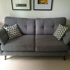 French Connection Slate Sofa Review How Can I Repair A Tear In My Leather Zinc Corner Home Co