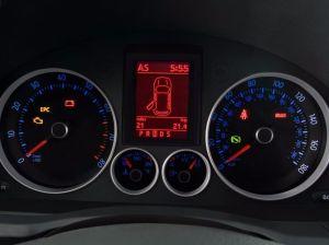VOLKSWAGEN VW GTi JETTA INSTRUMENT CLUSTER LCD DISPLAY