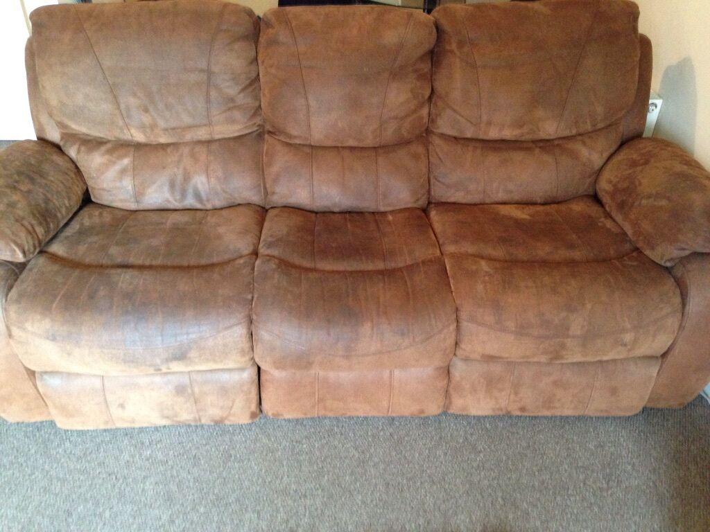 harveys 3 seater recliner sofa ralph lauren prices bel air 2 and reclining sofas