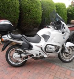 bmw r1150rt touring bike reduced reduced in price  [ 1024 x 768 Pixel ]