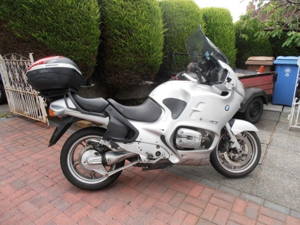 medium resolution of bmw r1150rt touring bike reduced reduced in price