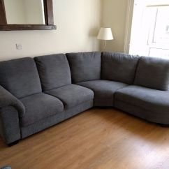Sofa Glasgow Home Solutions Protector Ikea Tidafors Corner Couch In Southside