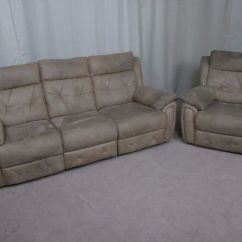 3 Seater Recliner Sofa Sale Bed Bobs Bronc Buy And Trade Ads