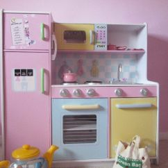 Play Kitchens For Sale Grey Kitchen Blinds Wooden With Lots Of Extra Accessories In