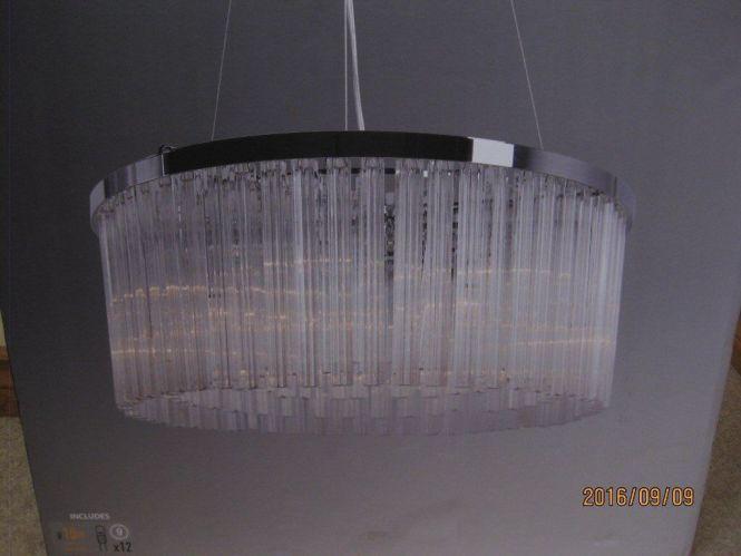 Next Prism Chandelier Light Ing New In Box
