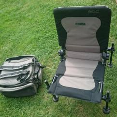 Fishing Chair For Sale Uk High Chairs Small Spaces Korum Deluxe Ruckbag And Accessory In