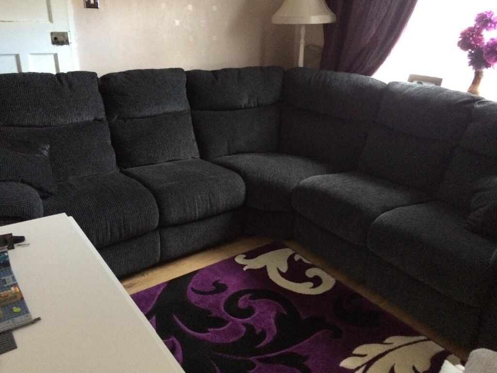 lazy boy corner sofa uk ligne roset sleeper reduced for quick sale . scs sofa. only 3 months old ...