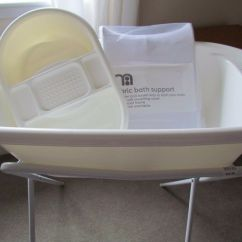 Baby Bath Chair Mothercare Diy Folding Stand Support And Top Tail