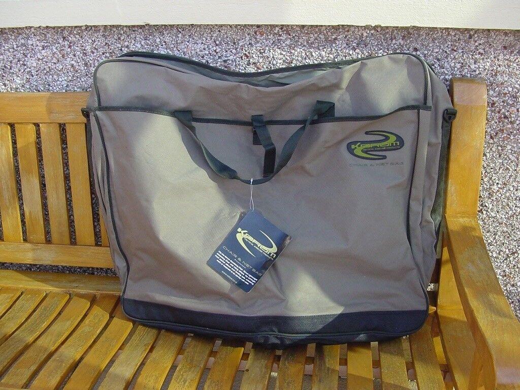 chair covers morecambe barcelona original korum seat and net bag brand new unused in