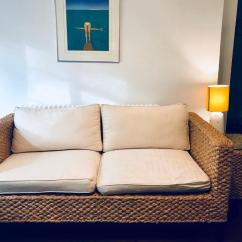 Sofa London Gumtree U Shaped Leather Corner Woven Lombok In Archway