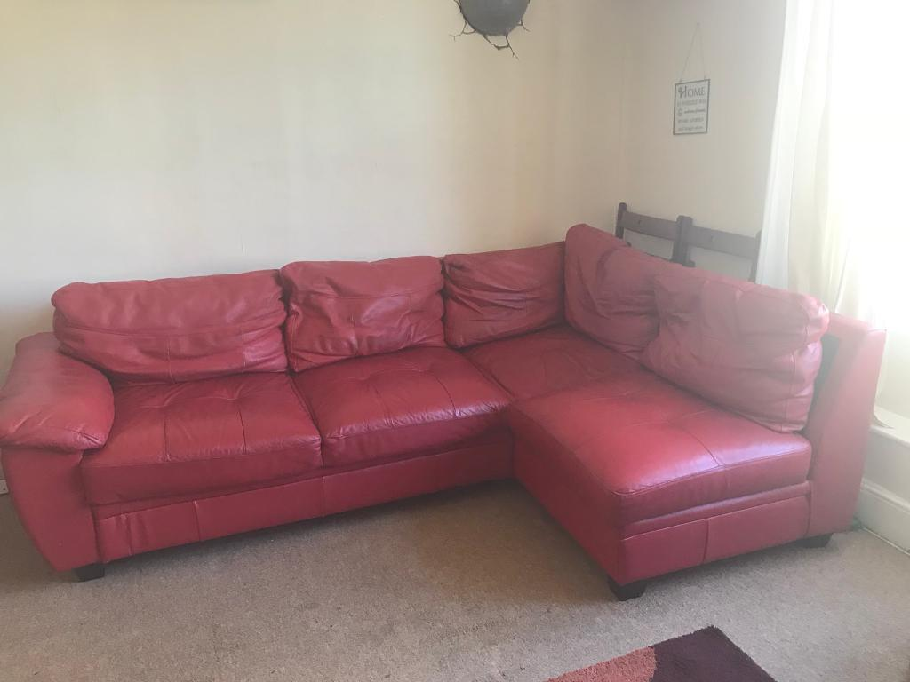 gumtree bristol ikea sofa bed le corbusier original corner red leather with storage | in knowle ...
