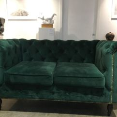 Dark Green Recliner Chair 2 Seater Table And Chairs B M Turquoise Velvet Sofa Best 25 Ideas On