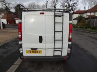VIVARO RHINO ROOF RACK WITH ROLLER AND LADDER FITS ...