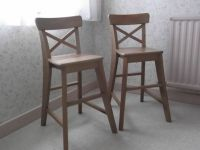 Two IKEA Ingolf Junior Chairs   in Penarth, Vale of ...