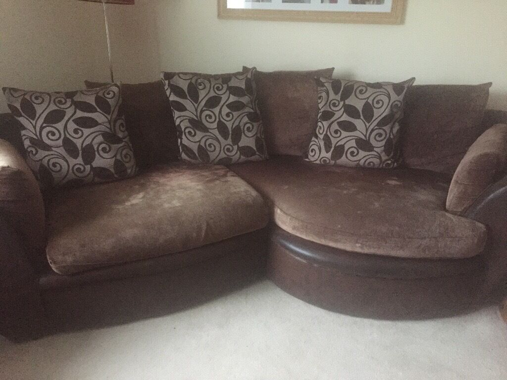 grey leather chesterfield sofa dfs low back height gumtree new 2 seater comfortable