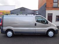 2008 Vauxhall Vivaro LWB low miles from new. Full Length ...