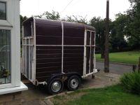 Horse box , horse trailer , mobile bar conversion ...